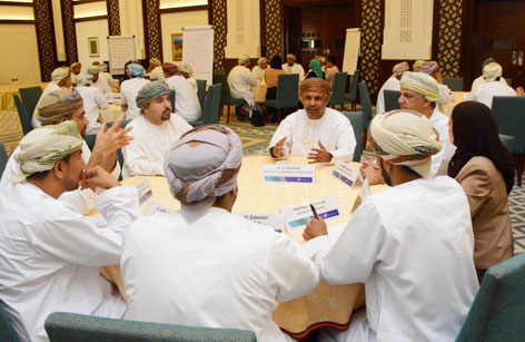Building a Powerhouse of Private Sector World Class Omani CEOs  35 Omanis Embark On the National CEO Program's Cutting-Edge Learning Journey as 30 Pioneering NCP Participants Graduate